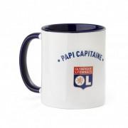 Olympique Lyonnais MUG PERSONNALISABLE PAPI CAPITAINE OL - Foot Lyon
