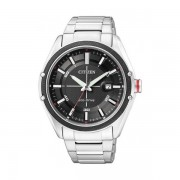 Citizen Eco-Drive Men's Stainless Steel Watch BM6890-50E