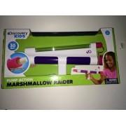 Pump Action Marshmallow Raider Toy Holds Mini Marshmallows