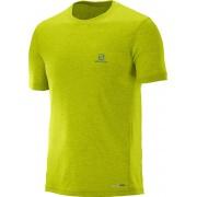 Salomon Explore SS T-shirt Amarillo M
