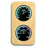 Термометър - хигрометър за сауна - 40.1004