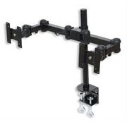 Manhattan Dual LCD Monitor Mount Bracket-Supports