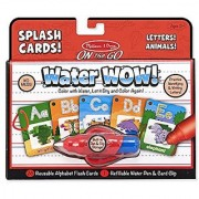 Melissa & Doug Alphabet Splash Cards