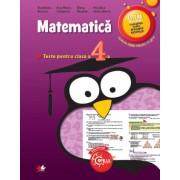 Matematica. Teste pentru clasa a IV-a (Evaluare Nationala)