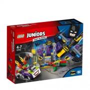 LEGO Juniors Super Heroes The Joker Batgrot aanval 10753