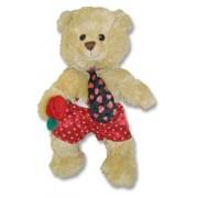 "Satin Heart Boxer Shorts Teddy Bear Clothes Fit 14"" - 18"" Build-a-bear, Vermont Teddy Bears, and Mak"