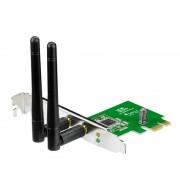 Asus PCE-N15 WiFi 11n 300Mbps Perfil Bajo PCI-e N300