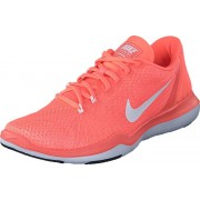 Nike Wmns Nike Flex Supreme Tr 5 Lava Glow/White-University Red, Skor, Sneakers & Sportskor, Löparskor, Röd, Beige, Dam, 36