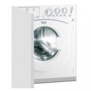 Перална машина Hotpoint-Ariston AWM 1081 EU, клас A+, 7 кг. капацитет, 1000 оборота в минута, 16 програми, за вграждане, 60 cm. ширина, бяла