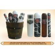 Cuba Jungle Zebra - zestaw, balsam, 2 x woda perfumowana, dezodorant