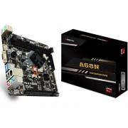 Tarjeta Madre BIOSTAR A68N-5600E AMD A4-3350B DDR3 M.2 HDMI PCIE2.0