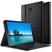 Samsung Galaxy Tab A 10.5 Bluetooth Toetsenbord Hoesje - Zwart