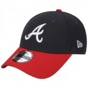 New Era 9Forty The League Braves Cap Atlanta MLB Basecap Baseballcap Strapback Kappe