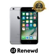 "Telefon Renewd Apple iPhone 6S, Procesor Apple A9, IPS LED-backlit Multi‑Touch 4.7"", 2GB RAM, 64GB flash, 12MP, Wi-Fi, 4G, iOS (Gri Spatial)"