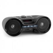 Boombastic Boombox Bluetooth USB SD MP3 Batteria
