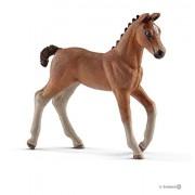 Schleich Hanoverian Foal, Multi Color