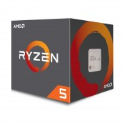 Procesador AMD Ryzen 5 1500X QuadCore 3.5 GHz 18 MB Socket AM4 -Negro