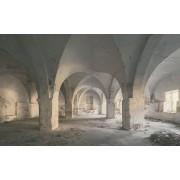 Werk aan de Muur Schilderij Verlaten plekken: textielfabriek 2 - Canvas - 80x50