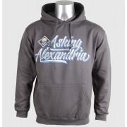 sweat-shirt avec capuche pour hommes Asking Alexandria - Script - PLASTIC HEAD - PH8929