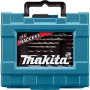Комплект свредла и накрайници Makita, 34 частиа