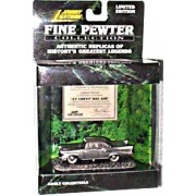 Johnny Lightning - Fine Pewter Collection - '57 Chevy Bel Air