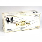 Tuburi Tigari Korona Slim White 250
