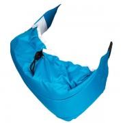 Marsupiu Womar Banana N11 albastru turquoise
