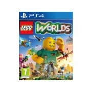 Joc software Lego Worlds PS4