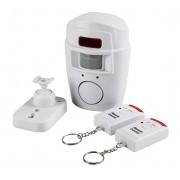 Alarma cu senzori si 2 telecomenzi