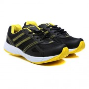 Unistar Running Shoes; ST-11-Black