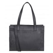 Cowboysbag Crossbodytas Laptop Bag Magnolia 15.6 Inch Zwart