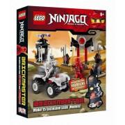 LEGO Ninjago Brickmaster - Book & Lego Bricks + Figurines