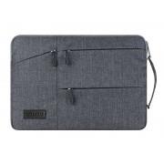 Torba etui Wiwu do Apple MacBook Air / Pro 13'' szara