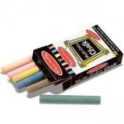 Комплект детски цветни тебешири - 14130 - Melissa and Doug, 000772141307