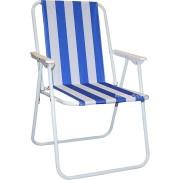 Сгъваем стол с облегалка