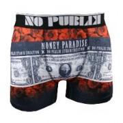No Publik Boxer Homme motif money paradise