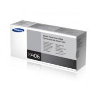 Samsung CLT-K406S/ELS, Black Toner (SU118A)