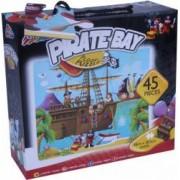 Puzzle de podea Grafix Calatoria piratilor 45 piese 3 ani+ Multicolor