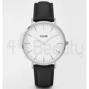 Дамски часовник CLUSE CL18208 La Bohème White/Black