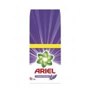 Detergent automat pudra pentru rufe, Ariel, 10 kilograme Lavanda