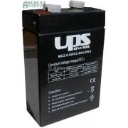 UPS 6V 2,8Ah akkumulátor