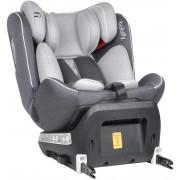 Babify Cadeira de auto com dispositivo giratório inteligente 360 Babify Nova - Grupos 0/1/2/3 - Reclinável - No sentido contrário ao da marcha até ao grupo 1 - Luzes LED - Avisos inteligentes de instalao