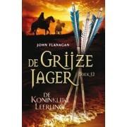 Gottmer Grijze Jager 12: De koninklijke leerling