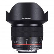 Samyang F1110601101 Objetiva 14mm F2.8 ED AS IF UM para Canon EF
