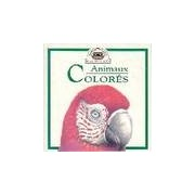 Animaux colorés - Lilly Kenneth - Livre