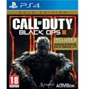 Call of Duty: Black Ops III - Gold Edition, за PS4
