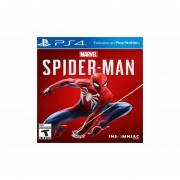 Videojuego Marvel's Spiderman PlayStation 4