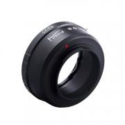 Adapter CY-Fuji FX: Contax yashica Lens-Fujifilm X Camera