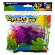 PENN PLAX Umělé rostliny Betta 10,2 cm barevné 6ks sada