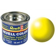 Revell Vopsea Luminous yellow, silk 14 ml RV32312